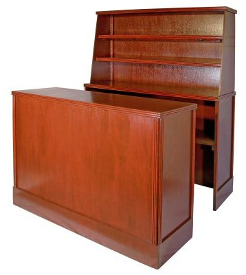 Mahogany Bar Unit