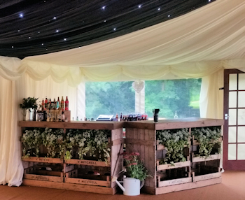 Bar in Marquee