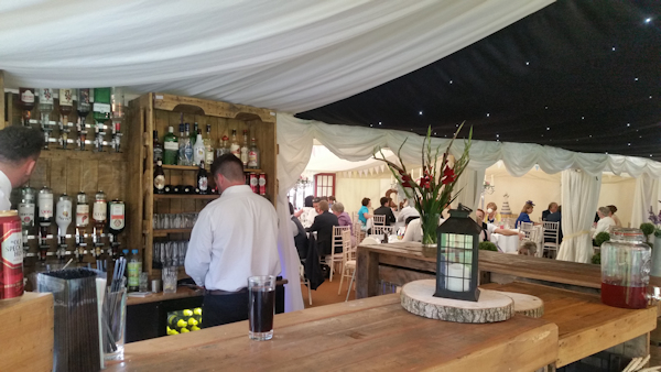 Bar at Scrivelsby